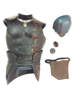 Hottoys MMS445 Ragnarok Gladiator Thor armor 雷神3 盔甲 散件 見圖👍