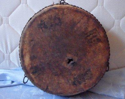 紫色小館10-------古早中型鼓