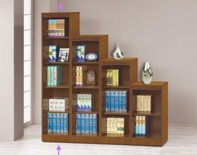 【浪漫滿屋家具】(Gp)550-9 樟木色開放書櫃