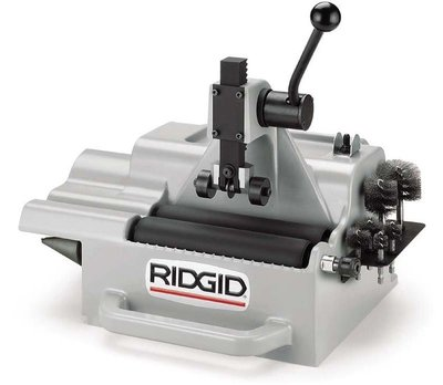 【泵浦五金】美國 RIDGID 里奇 122 壓接管切斷器 銅管準備機 切斷器
