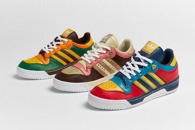 TSU 代購 Human Made 聯名adidas RIVALRY humanmade FY1083