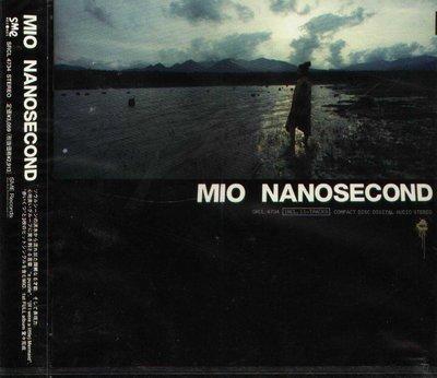 K - MIO - NANOSECOND - 日版 - NEW MIQ