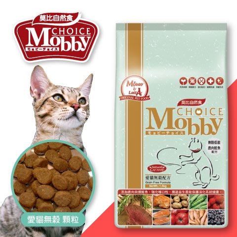 SNOW的家【訂購】莫比 愛貓無穀配方 鹿肉鮭魚6.5KG(80280591