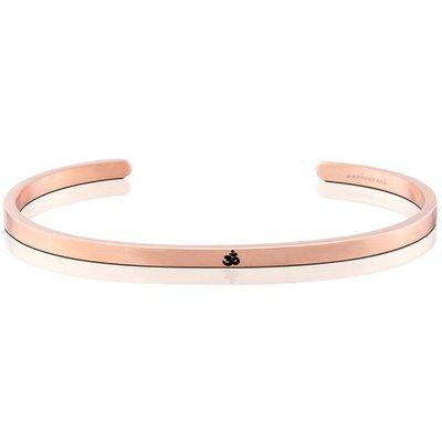 MANTRABAND 美國悄悄話手環 OM 宇宙最強大的力量 玫瑰金手環