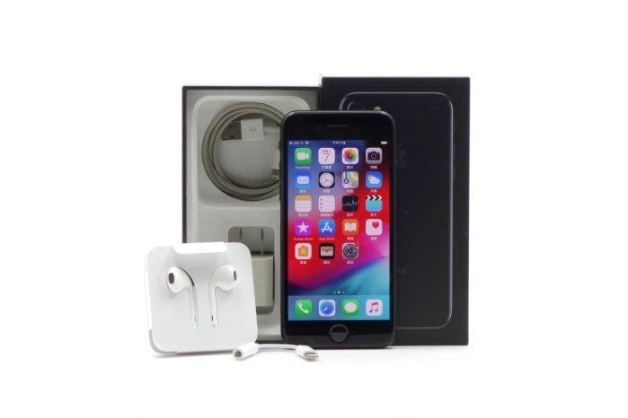 【台中青蘋果】Apple iPhone 7 曜石黑 128G 128GB 二手 4.7吋 蘋果手機 #30940