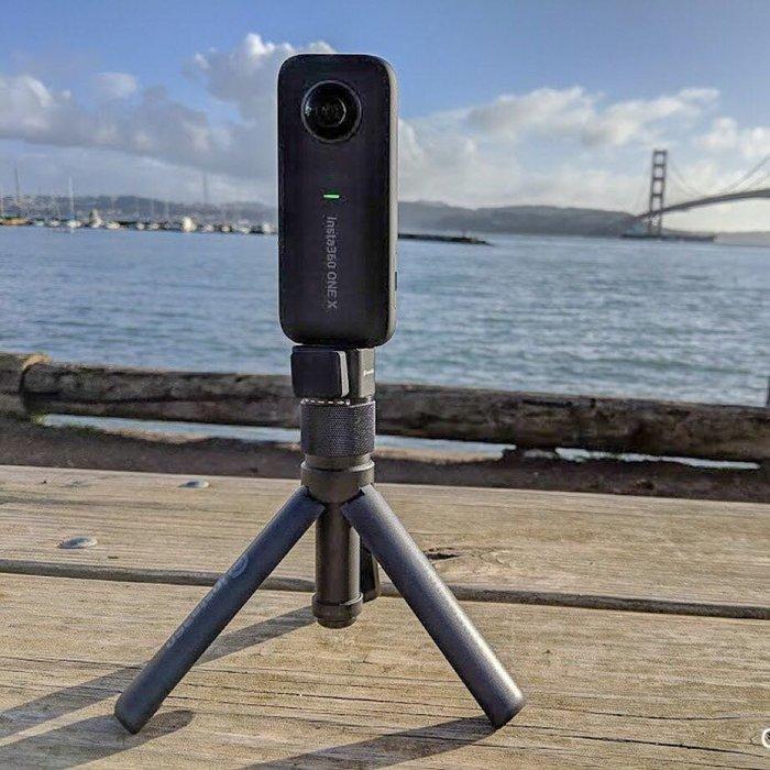 出租 超強防手震的 Insta360 One X 超厲害的隱藏自拍杆影像 自拍神器