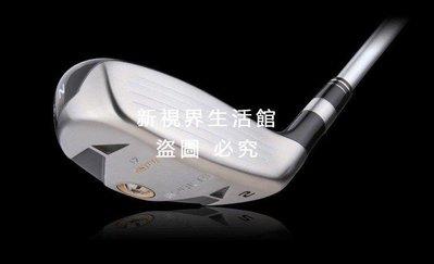 【新視界生活館】高爾夫鐵木桿 Golf...