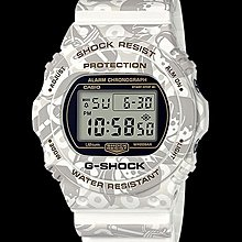 特別版 Casio G-shock 日本七福神 壽老人 DW-5700SLG-7D DW5700