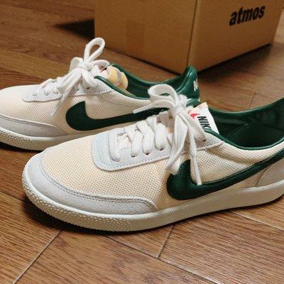 全新 現貨 Nike Killshot OG SP Gorge 白綠 街頭 CU9180-100