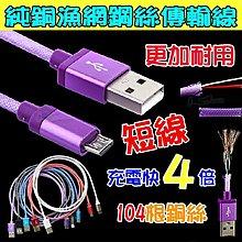 短鋼絲傳輸線 漁網快速充電線 iphone 6 7 8 i6+ 5S ipad AIR mini 728 Z5 A7 J7 A8 A9 825 826 626