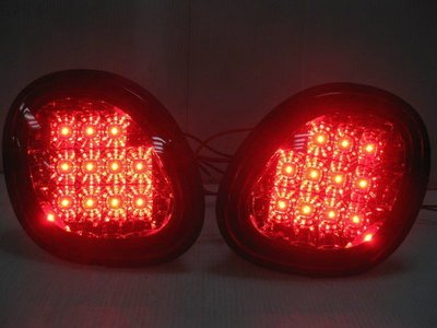 @Tokyo東京車燈部品@LEXUS GS300 LED內側尾燈一組2300 紅殼/透明殼/墨黑殼