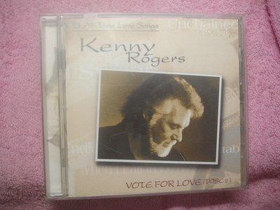 [原版光碟]H  Kenny Rogers  VOTE FOR LOVE Disc 2