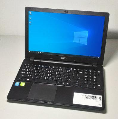 Acer E5-572G 15.6吋筆電 i5-4210M/ nV840M/ 4G/ SSD128G+500G 台北市