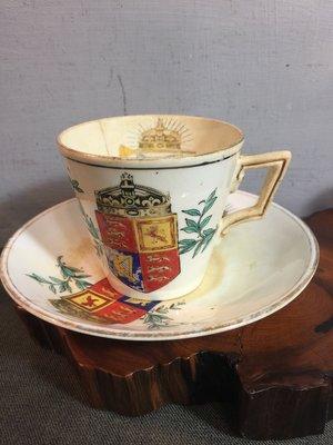 白明月藝術/古物雜貨店 歐洲古董咖啡杯