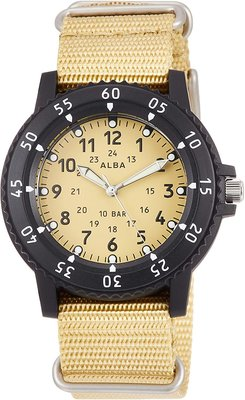 日本正版 SEIKO 精工 ALBA AQPK417 手錶 運動錶 日本代購