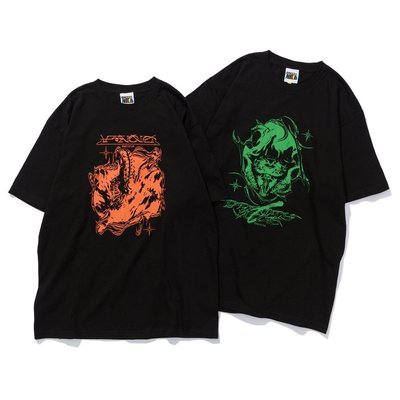{ POISON } PRETTYNICE SHOOT'EM UP 1986 TEE 1987 TEE 經典街機射擊遊戲