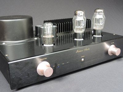 Nature Audio 真空管前級搭配晶體後級的架構每聲道120W綜合擴大機 kit