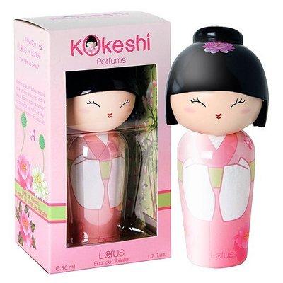 ~MOMO小屋~ Kokeshi Lotus 美麗娃娃 女性淡香水 50ml