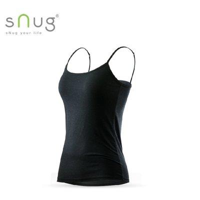 【SNUG直營-小清新細肩背心】/吸濕抗臭/高彈性/透氣/可調式細肩帶/