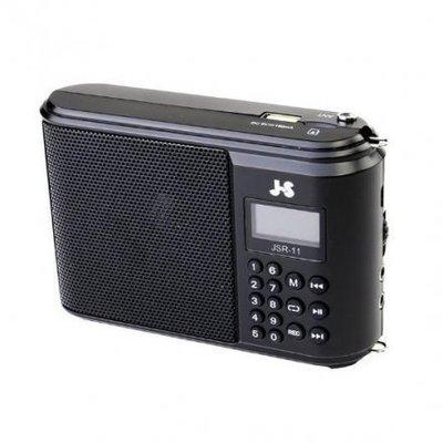 JS淇譽電子 JSR-11 充電式教學擴音機 ~ USB/TF播放音樂格式MP3及FM自動搜尋選台