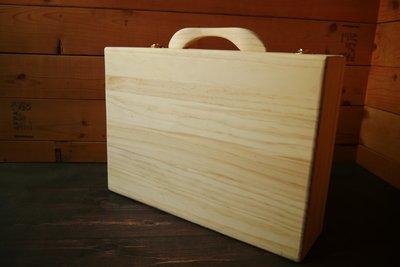 竹藝坊-木製手提箱盒/木盒/可客製化木盒/盒子/木盒加工製作/收納盒