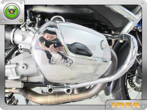 泰山美研社3983 BMW 大鳥 R1200 原廠汽缸外蓋電鍍 電鍍代工