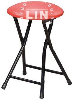 【品特優家具倉儲】R078-08餐椅折凳椅折合椅烤黑腳