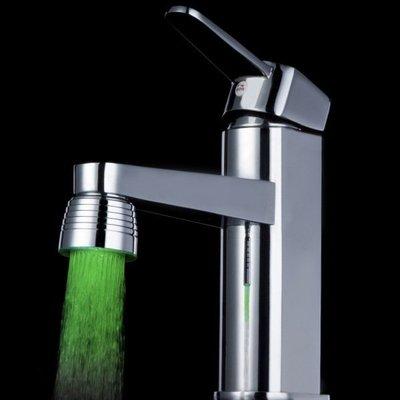 led水龍頭 LED Faucet七彩發光變色水龍頭感溫變色龍頭燈SDF-A10神奇悠悠