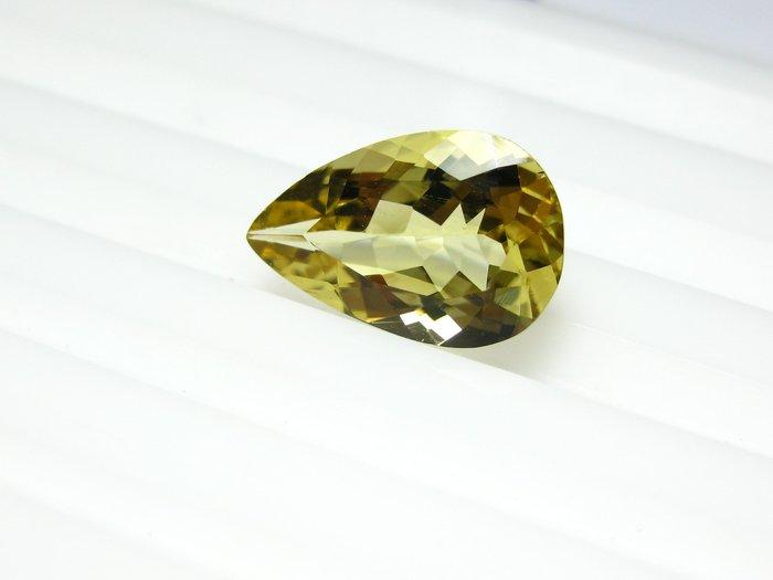 【Texture & Nobleness 低調與奢華】100%天然無處理 金綠柱石 金黃綠柱石 2.69克拉