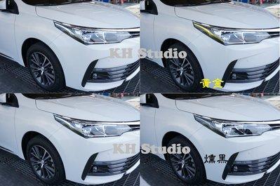 Toyota ALTIS 2016~ 11.5代 Altis 大燈 頭燈 貼紙
