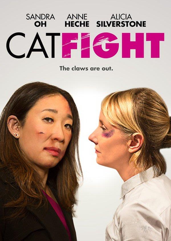 【藍光電影】女鬥 Catfight (2016) 37-082