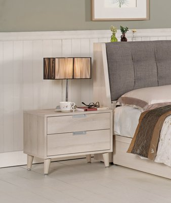 CH065-6 愛莎1.8尺床頭櫃/大台北地區/系統家具/沙發/床墊/茶几/高低櫃/1元起