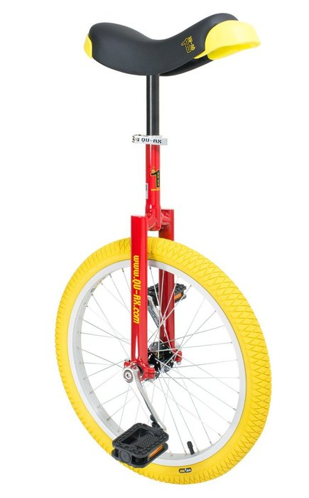 Luxus unicycle 406 mm (20″) red