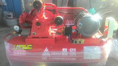 全新2HP高壓空壓機單相熱賣中(收購.買賣.維修.保養空壓機,請見關於我)
