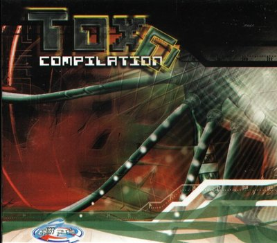 K - TOX D - COMPILATION - BOX CD - XSI Cycle Sphere - NEW