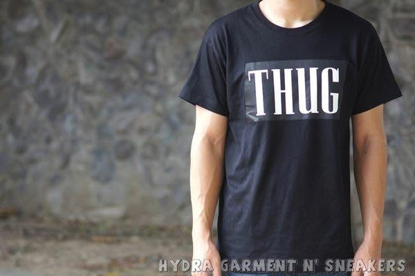 【HYDRA】THATSHITCRAY THUG BITCH DON'T KILL MY VIDE TEE 短T 黑色