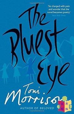 [文閲原版]英文原版 The Bluest Eye 無可比擬的藍色眼睛 Toni Morrison 托尼莫里森