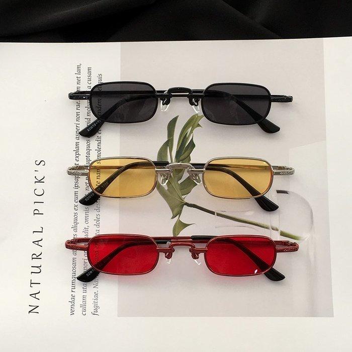 眼鏡太陽眼鏡大眼鏡框男女抖音眼鏡女韓版潮新款 長方形歐美太陽鏡女原宿風網紅墨鏡ins