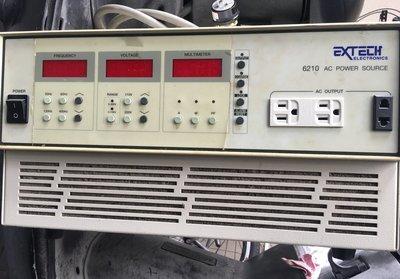 華儀EXTECH AC Power Source 6210 線性可程式交流電源供應器 1kVA
