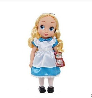 【興達生活】迪士尼商店 Disney Store 漫畫家迪士尼公主收藏娃娃