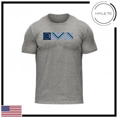 ►瘋狂金剛◄灰色 HYLETE camber tri-blend crew tee 柔軟 透氣 短袖T恤