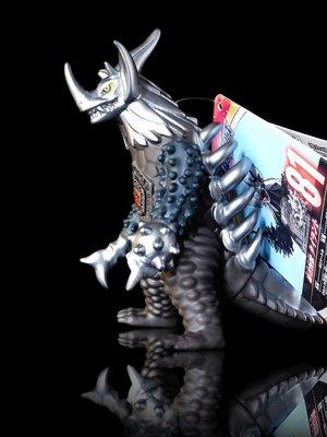 A-22 櫃 : 2017 BANDAI 暴君怪獸 泰蘭特 TYRANT ULTRAMAN 富貴玩具店