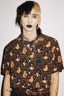 【紐約范特西】預購 SUPREME SS21 HYSTERIC GLAMOUR Blurred Girls Shirt