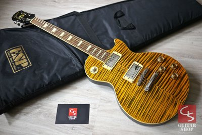 Epiphone Les Paul Joe Perry Boneyard Aged Tiger