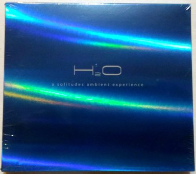 發燒強片 / 丹吉布森 Dan Gibson & Chris Phillips / 水 H2O 自然音樂權威Solitudes出版 原裝破盤價 全新未拆