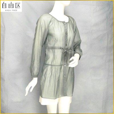 🇯🇵日本二手衣✈️薄外套 自由区 近新品 罩衫外套 長版 薄外套 ONWARD 自由區 日本女裝 A2F5FO