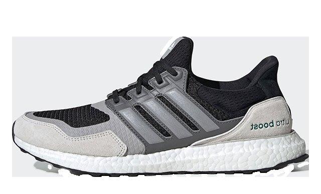 Washoes adidas UltraBOOST S&L 灰 黑 白 EF0726 慢跑鞋 靛藍 男鞋03 台灣公司貨