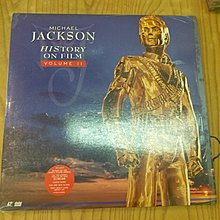 Michael Jackson LD History On Film 極具收藏you are not alone, beat it, thriller