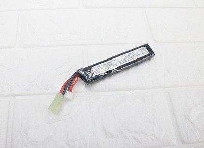 台南 武星級 7.4V 鋰電池 口香糖(鋰鐵充電電池EBB AEG 電動槍AR步槍M4 後托BB槍BB彈玩具槍長槍模型