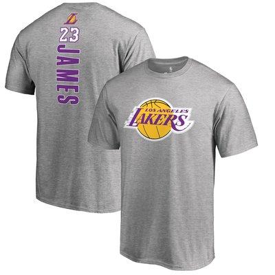 《FOS》NBA 洛杉磯 湖人隊 Lebron James 短T Lakers T恤 T-shirt 棉質 禮物 新年